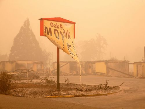 The 10 Oregon housing markets with the most homes at risk from wildfires