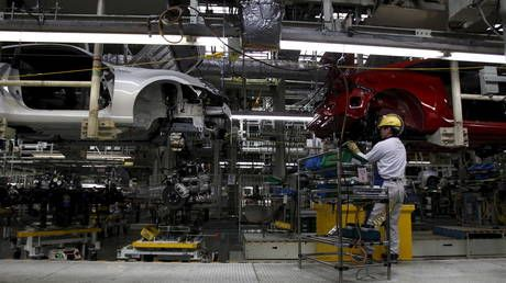 Global carmakers aim to reopen plants, pledging increased worker safety