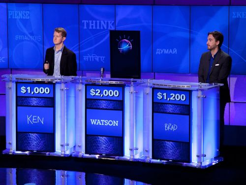 From 'Jeopardy' to poker to reading comprehension, robots have managed to beat humans in all of these contests in the past decade