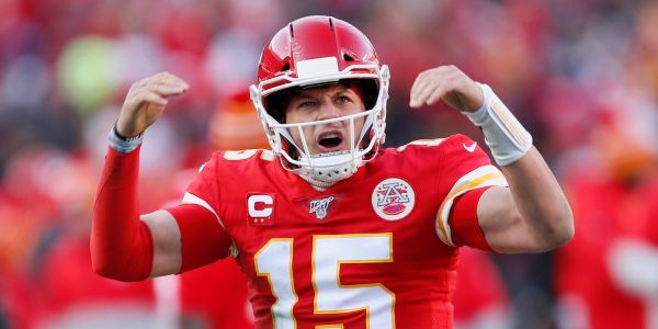 The NFL world is anointing Patrick Mahomes the best quarterback in the league after a dominant performance to send the Chiefs to the Super Bowl