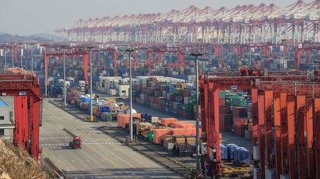 China says US to remove tariffs 'phase by phase' as it cancels tax hikes on American goods