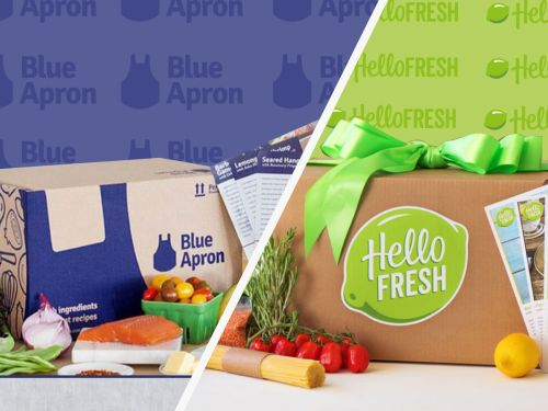 We cooked meals from Blue Apron and HelloFresh to see which meal kit delivery service is best
