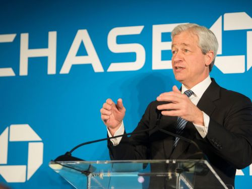 JPMorgan's digital investing tools have amassed $55 billion in assets. Jamie Dimon says 'we don't even think it's a very good product yet.'