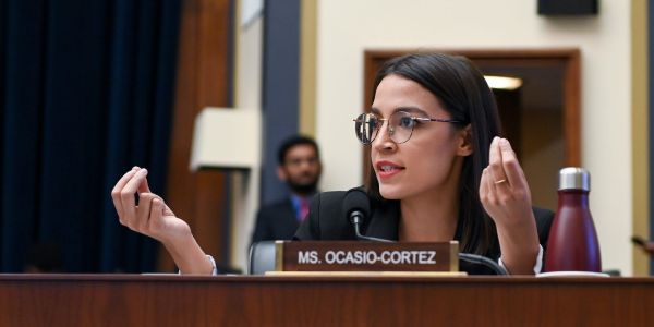 AOC and more than 100 lawmakers demand raises for Capitol Hill staffers as employees reach their breaking point with low salaries