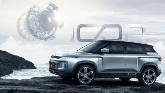 Chinese car company Geely launched its newest compact SUV with an air-filtration system meant to combat the coronavirus