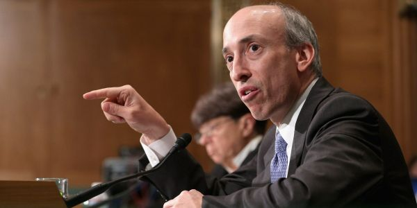 SEC chief Gary Gensler says 7 factors were behind the GameStop frenzy, and rules may need to be updated to address new market dynamics