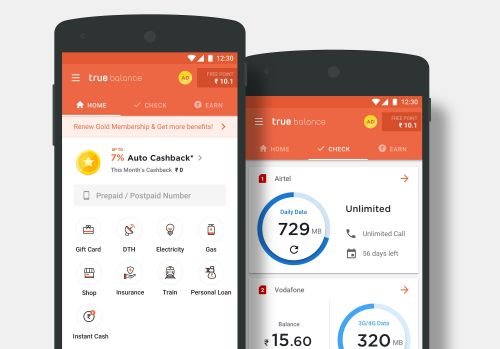 True Balance raises $23M to bring its payments app to more small cities and towns in India
