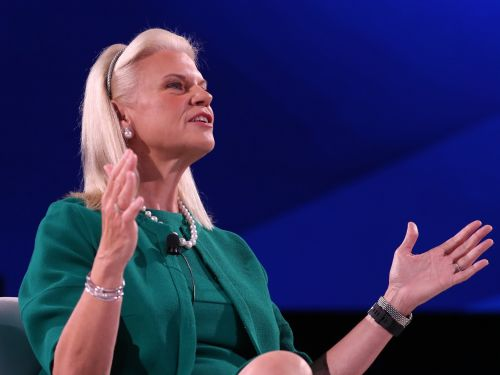 IBM CEO Ginni Rometty said companies have to change the way they hire, or the skills gap will become a crisis