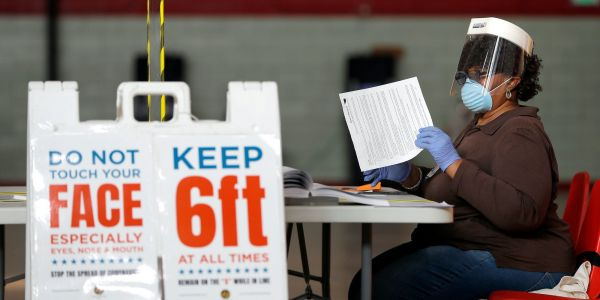 1 in 3 local election officials are concerned about facing harassment and feeling unsafe on the job, a new poll shows