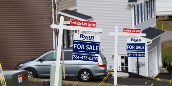 US new home sales surge to fastest pace since 2006 as housing market shines through pandemic