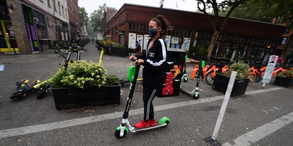 Silicon Valley scooter startup Lime has tapped Evercore bankers and is exploring a potential SPAC deal