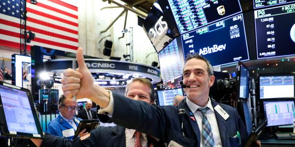 A renowned Wall Street strategist backed the market's 'remarkable resurgence' to continue as investors pour out of bonds and into stocks
