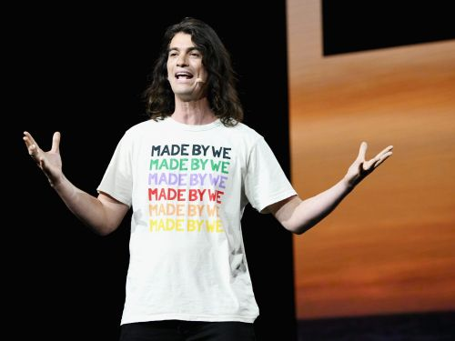 """WeWork founder Adam Neumann once argued to Elon Musk that getting to Mars would be easy but """"building community"""" there was the hard part, new book says"""