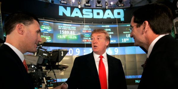 Bad news for Trump - 60% of Americans say the surging stock market doesn't affect them
