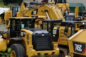 Caterpillar: 1Q Earnings Snapshot