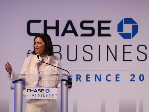 Chase just looked outside the bank to hire a new head of business banking. We've got the full memo announcing the move