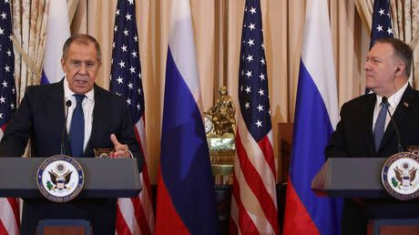 Lavrov says US-Russia trade INCREASED to $27bn under Trump - all despite sanctions he intends to keep
