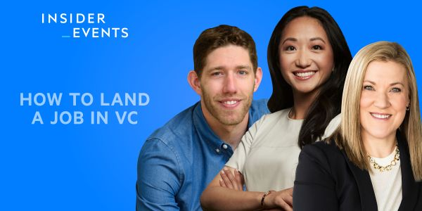 JOIN US ON DECEMBER 17: Insiders from Kleiner Perkins, Accel, and Index Ventures will break down how to get hired in VC