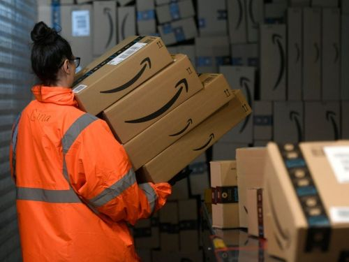 Amazon tracks warehouse workers' every move because Jeff Bezos reportedly thinks people are inherently lazy