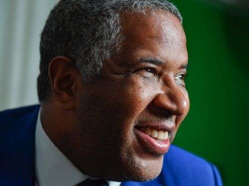 Meet Robert F. Smith, the billionaire tech investor who surprised Morehouse College's graduating class by announcing he'd pay off all their student loans