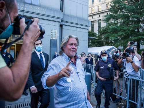 Steve Bannon racked up more than $1 million in legal fees during the Russia probe - then asked Trump's DOJ to reimburse him