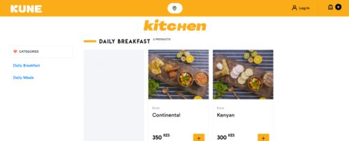 Kenyan foodtech startup Kune raises $1M pre-seed for its ready-to-eat meals service