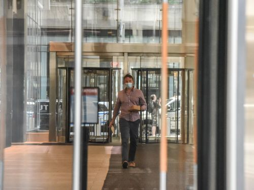 Siemens and Salesforce are teaming up to try to bring employees back to the office safely. Here's what top execs from each tech firm expect for the future of the workplace
