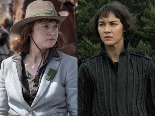 Sunday's 'Fear TWD' director was convinced her episode was going to connect with the helicopter people who took Rick